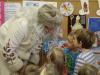 Obiskal nas je Dedek Mraz